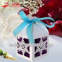Teda decoration for wedding sweet box