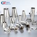 Sanitary Pipe Fittings Stainless Steel Bends