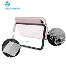 Promotional gifts plastic waterproof cell phone case bags custom logo, sweatproof matte case for iphone 6,7,8,X