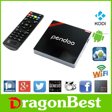 Pendoo Minimx Pro S912 2G 16G Andriod tv box kodi with CE certificate KODI TV Box