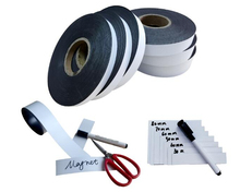 Industrial Magnet Application and Strip Shape Magnetic Strip whiteboard film