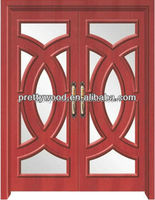 Solid wood and MDF sliding and swing glass door bath door kitchen door