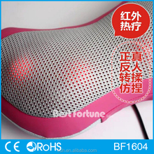 BF1604 Popular Massage Pillow Portable Car Massage Pillow