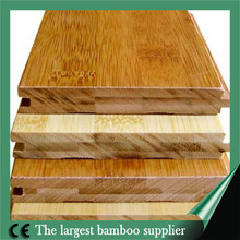 High quality hand scraped engineered bamboo floor for home