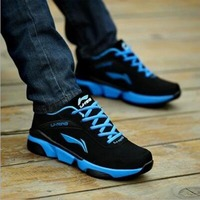The new winter 2015 sneakers Male brand quality goods running shoes leisure sports shoes