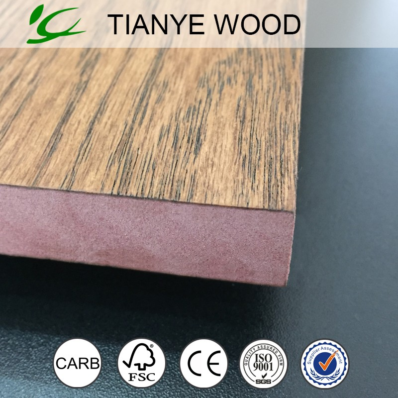 Fire rated mdf board / fireproof decorative board special for overseas