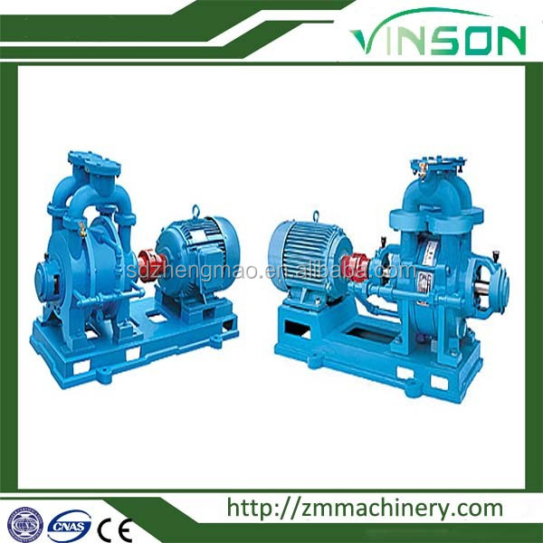 China water ring vacuum pumps for PVC drawing and filteration