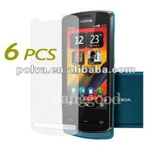 Clear LCD Screen Guard Protector Shield Film For NOKIA 700 NEW