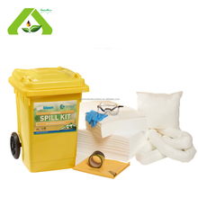 Hot Sale Emergency Oil Chemical Absorbent Spill Kit