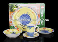 High Quality Hand Painted Stoneware Sets