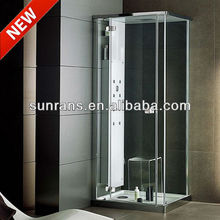 High quality 8MM tempered glass acrylic shower stalls