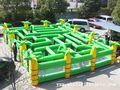 2017 Inflatable Maze, Inflatable Laser Tag for Adult