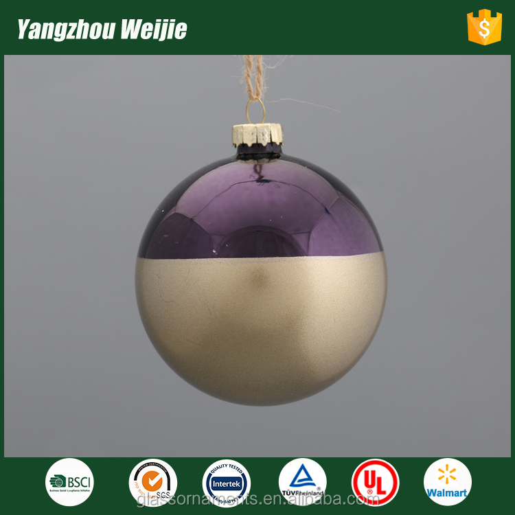 Colored glass pieces for crafts of glass ball decoration items