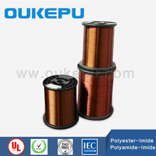 7a grade 0.09mm Enameled Copper Wire With Stable Function