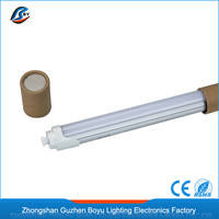 2015 China Supplier clear cover Frosted cover tube8 red tube sex led