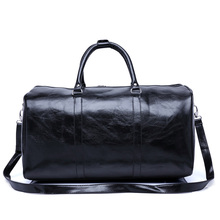 NEW Style Fashion Leather luggage bags duffle bags travel bag