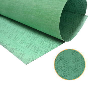 Non-asbestos Rubber Gasket Sheet made from 100% Asbestos-free Material