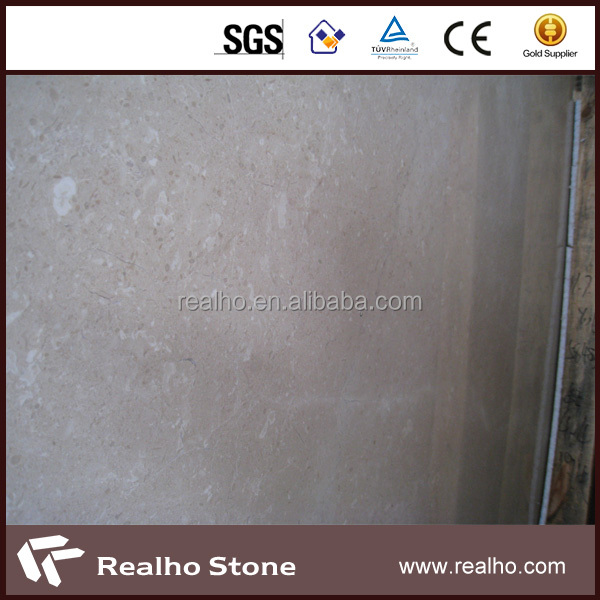Natural Polished Begie Indonesia Marble For Building Material