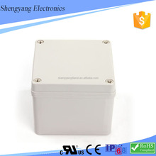 China SY Aluminum Waterproof Electrical Junction Box