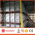 6061-T6 Reusable aluminum formwork for round/square column