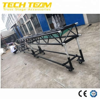 Aluminum Stage Lighting Pre Rig Truss for Supporting and Transporting Lights