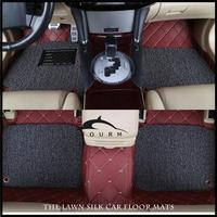 new 3d kagu tpr+xpe+kading car floor mats for Grand Cherokee