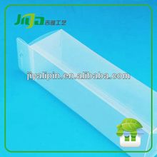 clear plastic packing box