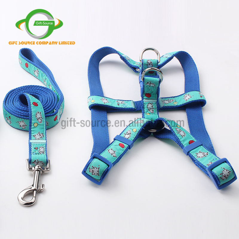 Custom Nylon Tactical Truelove Pet Safety Dog Harness Vest