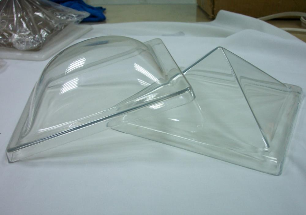 Factory Direct Sale 5mm Polycarbonate PC Skylight Building Material Plastic molding