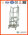 Hot sale EN131 CE retractable stairs types scaffolding With Good After-sale Service