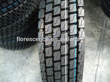 Chinese lorry tire factory supply 1200R24 truck tires