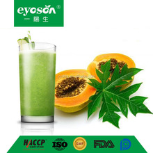 Eyoson OEM Fermented Papaya Leaf Juice against Viral Infection reduce Cancer menstrual pain Malaria nutrients Dengue Fever