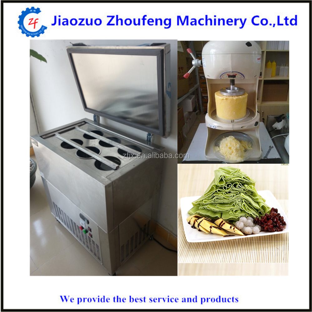 Large Ice Maker Machinery Shaved Snow Ice Block Maker Making Machine(Whatsapp:+86-13782839261)