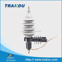 11kv high voltage zinc oxide surge arrester/lightning arrester