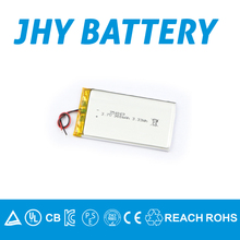 China brand 3.7v 900mah Polymer soft-pack battery GPS tracker battery