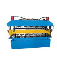 Corrugated Iron Roof Making Machine Double