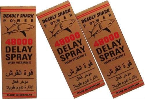Time Delay Spray in Pakistan 03247613682 Deadly Shark 48000