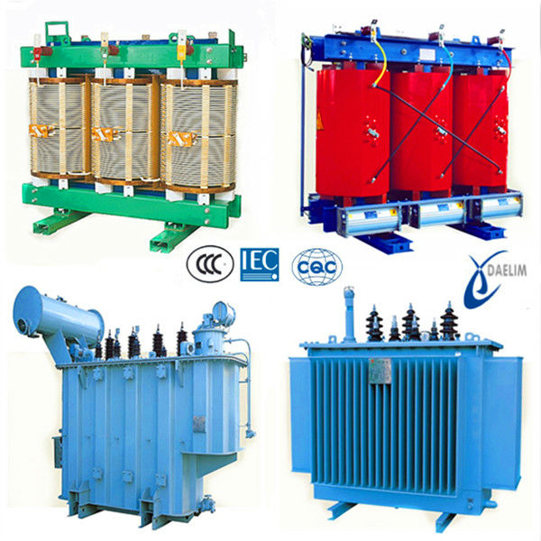 SG10 Type 30-2500kva h-class insulation dry-type transformer