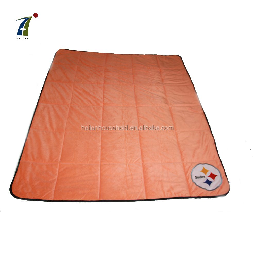 Customized Cotton Comfortable Kids Quilt Manufacturer