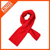 2016 Hot sale promotional red christmas scarf