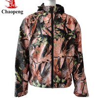 Wholesale Factory Manufacture Mens Hoody Camouflage