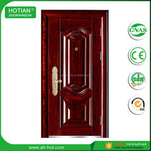 China manufacture house door model cheap safety door designs pictures
