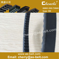 OEM teeth rubber raw edged v belt cutting v belt cut belt cut edge v belt automotive v belts for cars