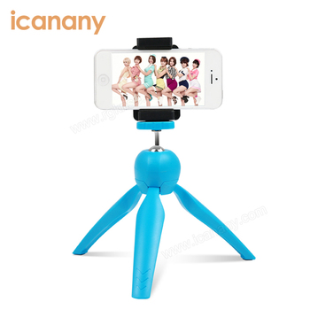 Universal Digital dekistop tripod mini mobile phone tripod for promotion