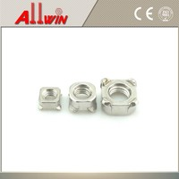 square welding nut weld nut stainless steel nut