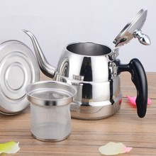 Polishing Chinese Stainles Steel Non Electric Turkish coffee & Tea Kettle