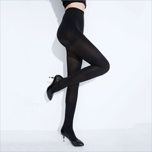 Nylon & Spandex customized compression high heels stockings movies