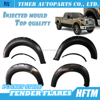 Better than ABS pocket fender flares for 09-12 Ford F-150