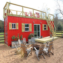 mobile living house container prefabricated for sale
