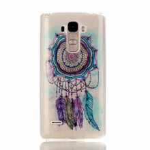 Low MOQ Soft TPU Cell Phone Case Cartoon Colorful Printing Design Cases For LG LS770
